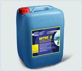 Щелочное дезинфицирующее средство Катрил-Д (жидкость) - ЭКОХИММАШ