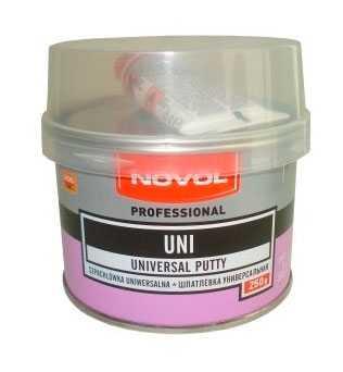 Шпатлевка UNI универсальная (250 гр), NOVOL