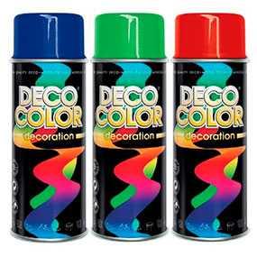 Профессиональная краска общего применения на основе растворителя Decoration (400 мл), DECO COLOR