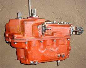 Коробка передач 320-1700010-12