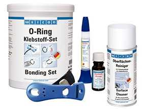 Weicon O-Ring набор для изготовления О-образных уплотнительных колец - 0,5кг