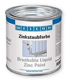 Защитная грунтовка WEICON Bruchable Zinc Paint (с цинком) - 375 мл-WEICON (Германия)