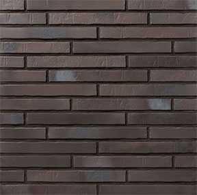 Клинкерная плитка для фасада STROEHER Glanzstucke