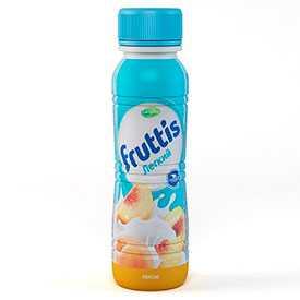 Йогуртный напиток ФРУТТИС Лёгкий 0,1% - персик 285 г