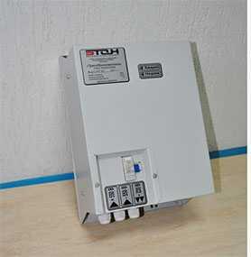 Преобразователь для электротранспорта ПН 550