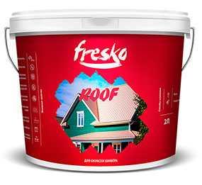Краска FRESKO Roof 2л