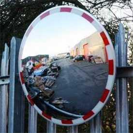 Зеркало обзорное дорожное MEGA 600 (арт. 3690)