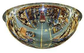 Зеркало обзорное купольное D800/360о (арт. 4492)