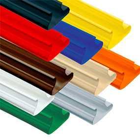 Вставка пластиковая для экономпанелей (L=1200 мм)