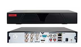 Видеорегистратор DVR VG-AHD7004 (4-канальный), VANGOLD