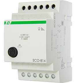 Регулятор освещенности (диммер) SCO-814