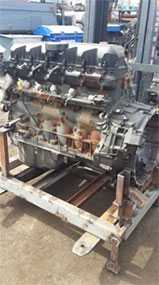 Двигатель DAF XF (б/у)