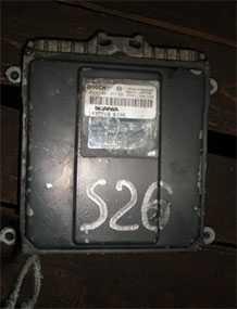 Блок управления двигателем SCANIA 4 ser (б/у)