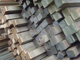 Квадрат стальной (металлопрокат) 10х10мм (6м), Россия