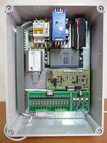 Блок сателлитной телемеханики МИМ-158