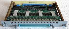 Блок ввода-вывода (субблок) ВДС-32М