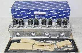 Головка блока цилиндров 421.1003010-21 для автомобиля УАЗ
