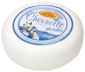 Сыр Шеврет круг (Chevrette) полутвердый козий