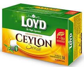 Чай Loyd Ceylon чёрный