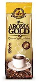 Кофе AROMA GOLD натуральный молотый, 250g