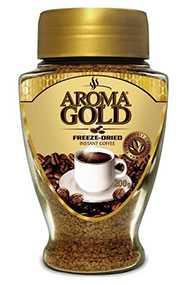Кофе AROMA GOLD растворимый (cублимированный), 200g