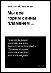 Книга Мы все горим синим пламенем А.Андреев