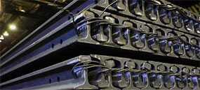 Рельсы железнодорожные Р65