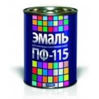 Эмаль ПФ-115-ТУ 0,9 кг