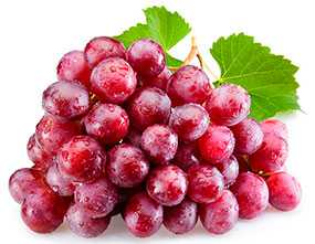 Виноград розовый Ред Глоб (Чили)