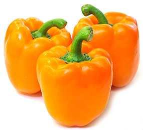 Перец оранжевый (Испания)