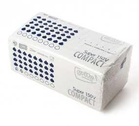 Полотенца бумажные листовые Grite Super Compact, V-сложения, двухслойные, Grigeo Grigiskes (Литва)