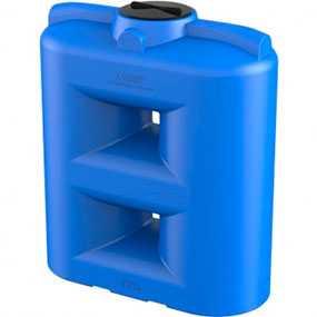 Бак SL 1500 литров пластиковый синий
