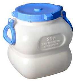 Бидон (фляга) 20 литров полиэтиленовая