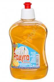 Средство для мытья посуды Радуга Апельсин, 500 мл (Россия)