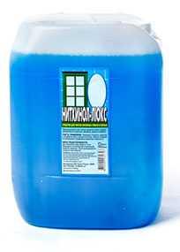 Средство моющее для стекол Нитхинол-Люкс, 5 л БМ (Россия)