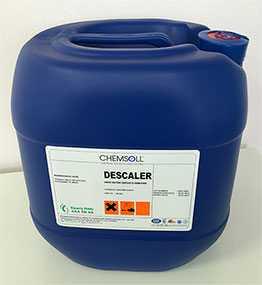 Высококонцентрированное обезжиривающее средство (на водной основе) Chemsoll RESOLVER-EX (жидкость)-30л-Chemsoll (Турция)