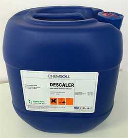 Травильное средство для поверхностей из нержавеющей стали Chemsoll METTOXIN P-11 (жидкость)-30л-Chemsoll (Турция)