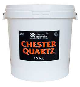 Металлополимер Chester Quartz трёхкомпонентный ремонтный (наполненный кварцем)-15 кг- Chester Molecular (Польша)