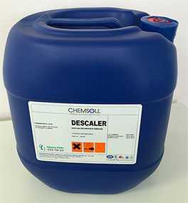 Электрический растворитель для удаления жира, грязи и влаги Chemsoll SAFETYSOL (жидкость)-30 л-Chemsoll (Турция)