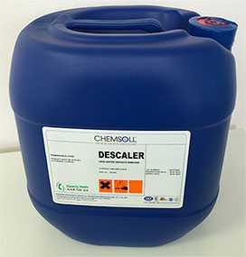 Защитное средство от коррозии и ржавчины Chemsoll PROTECT P-104 (жидкость)-30л-Chemsoll (Турция)