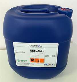 Средство для мытья автомобилей без щетки Chemsoll WASH'N CLEAN высокопенное, с полирующим эффектом (жидкость)-30 л-Chemsoll (Турция)