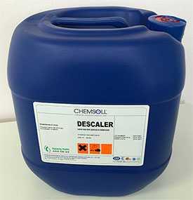 Дезинфицирующее средство (концентрированное) Chemsoll SAPHIRE-SP-30л-Chemsoll (Турция)