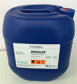 Ингибитор образования известковых отложений и коррозии для замкнутого цикла Chemsoll CWT8400-30л-Chemsoll (Турция)