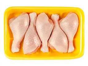 Голень цыпленка-бройлера (1 кг/пак.) - ГЛУБОКСКИЙ КОМБИКОРМОВЫЙ ЗАВОД (Беларусь)