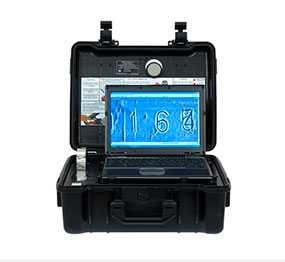 Прибор магнитооптический для идентификации и выявления фальсификаций номеров агрегатов транспортных средств Регула 7505M-Регула (Беларусь)