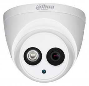 Видеокамера HDCVI купольная вандалозащищенная DH-HAC-HDW1200EP - DAHUA TECHNOLOGY