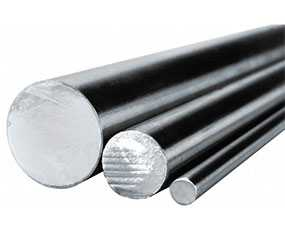 Круг стальной г/к (металлопрокат) СтУ8А (d = 150 мм, L = 5,45 м) - Россия