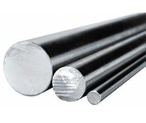 Круг стальной г/к (металлопрокат) СтУ8А (d = 160 мм, L = 4,74 м) - Россия