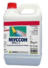 Водомаслоотталкивающий препарат Муссон ВМО-1