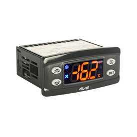 Контроллер вентилируемых холодильных установок Eliwell IDPlus 974 - Eliwell (Италия)